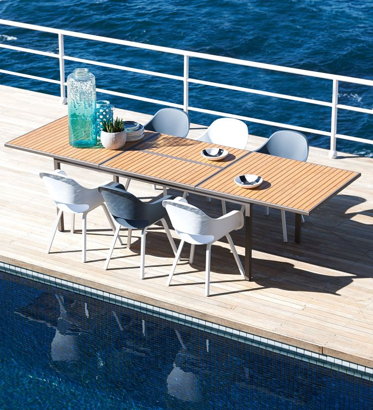 Capri Dining Dining With Artena Outdoor Dining Chairs. Available  Exclusively At Domayne Australia. Part 37