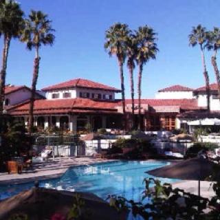 Rancho Las Palmas....fab for families...
