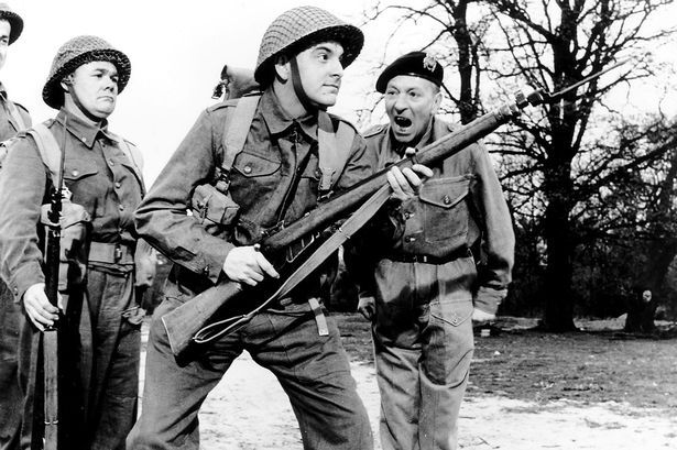 Bob Monkhouse & William Hartnell were the top billed stars of the very first Carry On - Carry On Sergeant