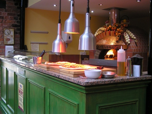Commercial Wood Oven Completes Italian Pizzeria Concept Design Work Pinterest Wood Oven