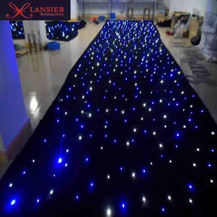 Cheap curtain shower, Buy Quality curtain led display directly from China led t10 Suppliers: 4 meter x 4 meter led starlight backdrop curtain wedding event party blue and white led curtains for stage backdropsTh