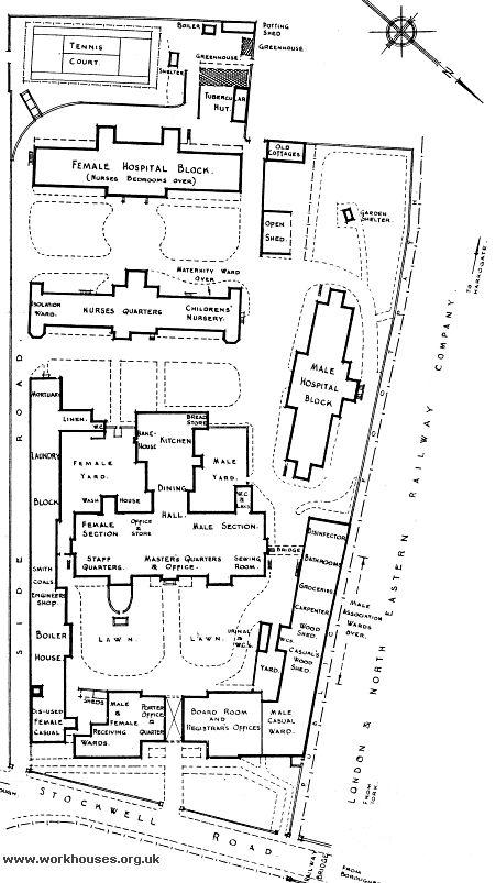 Knaresborough site, 1930