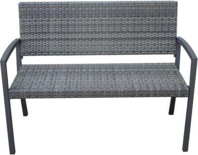 Die besten 25+ Gartenbank grau Ideen auf Pinterest Sitzbank - gartenmobel polyrattan eckbankmoderne k che gardinen