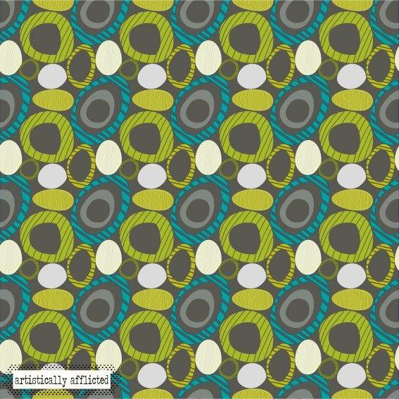 tangled teal-julie hamilton designs | Artistically Afflicted