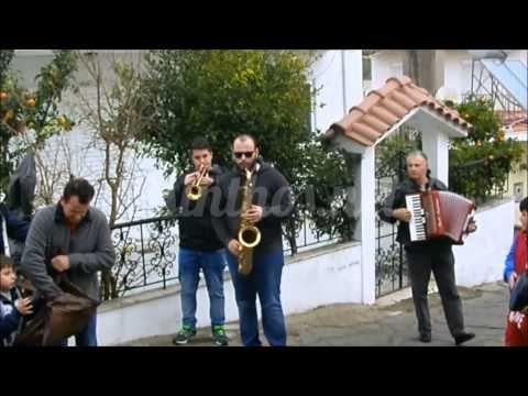 Κάλαντα της Πρωτοχρονιάς στις γειτονιές της Ψίνθου (βίντεο) | Η ΡΟΔΙΑΚΗ