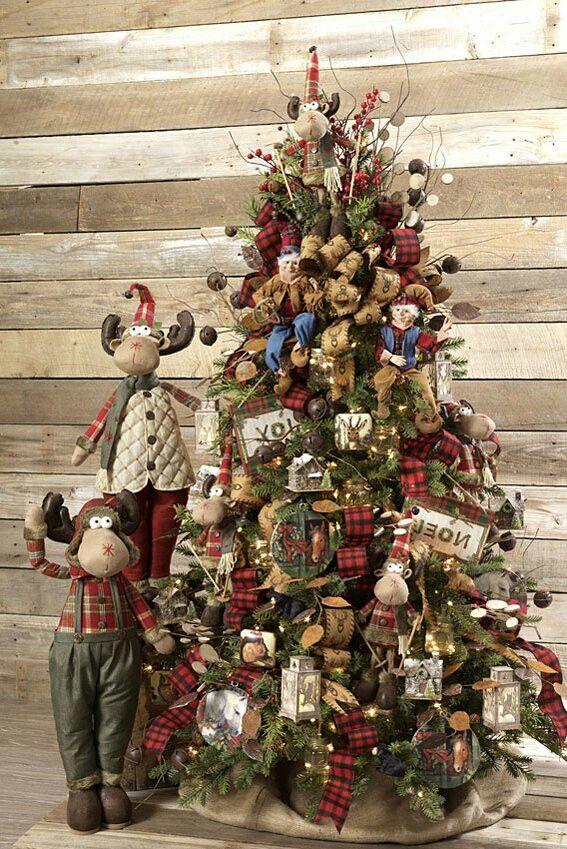 M s de 25 ideas fant sticas sobre decoraciones para - Comprar arboles de navidad decorados ...