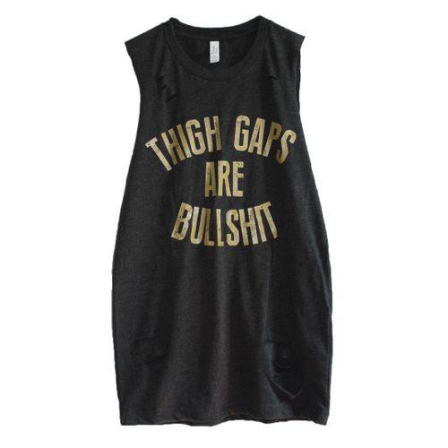 FitnessSanctum.com ---NEW---Thigh Gap;s Women's CrossFit-style Tank Tops from Biffit Gear-- $33--(fitnessssanctum.com...)