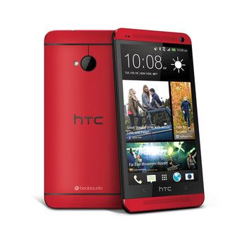 Telefon Mobil HTC One 32Gb 4G Red
