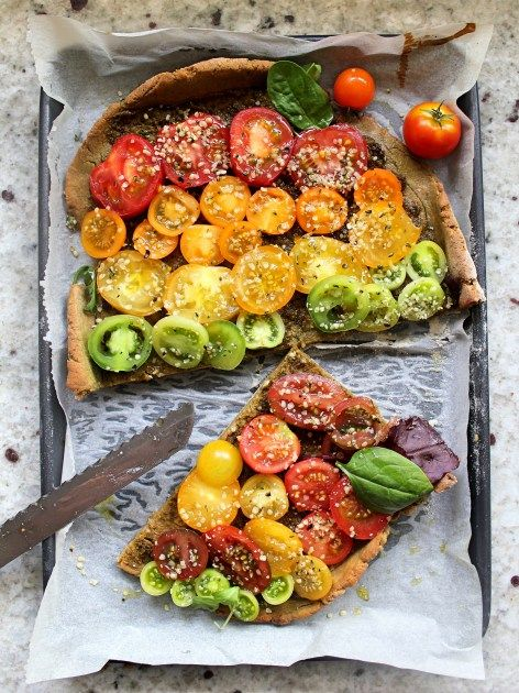 ... Heirloom Tomato Tart on Pinterest | Heirloom Tomatoes, Tart and