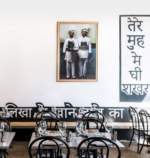 Babuji restaurant indien New York