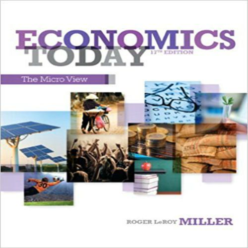 81 best findtestbank images on pinterest banks benefit and test bank for economics today the micro view 17th edition by roger leroy miller download pdf fandeluxe Image collections