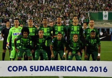 So if you've seen the news today you may have learned of the tragedy of the Brazil Chapecoense football team and many journalists and reporters who died in a plane crash that was carrying them. It was carrying 81 people and 75 of them were killed dur