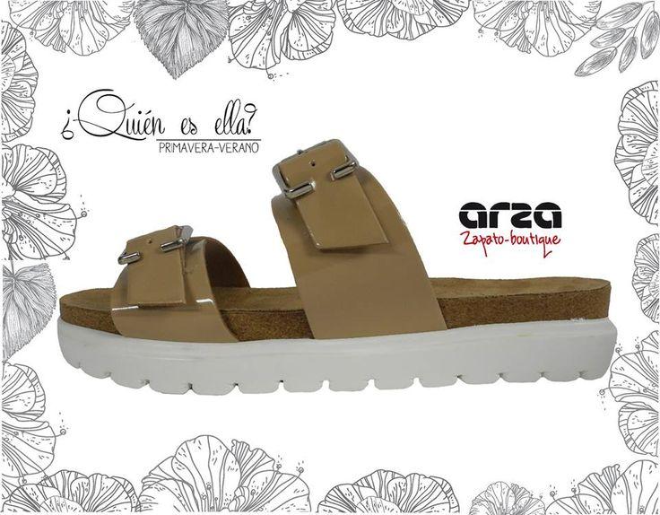 .Las últimas tendencias en sandalias ya están en Arza ¿Ya tienes las tuyas?