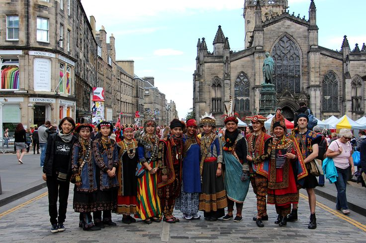 Welcome to Edinburgh in August | GuideUK