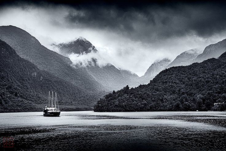 Doubtful Sound. Variations.