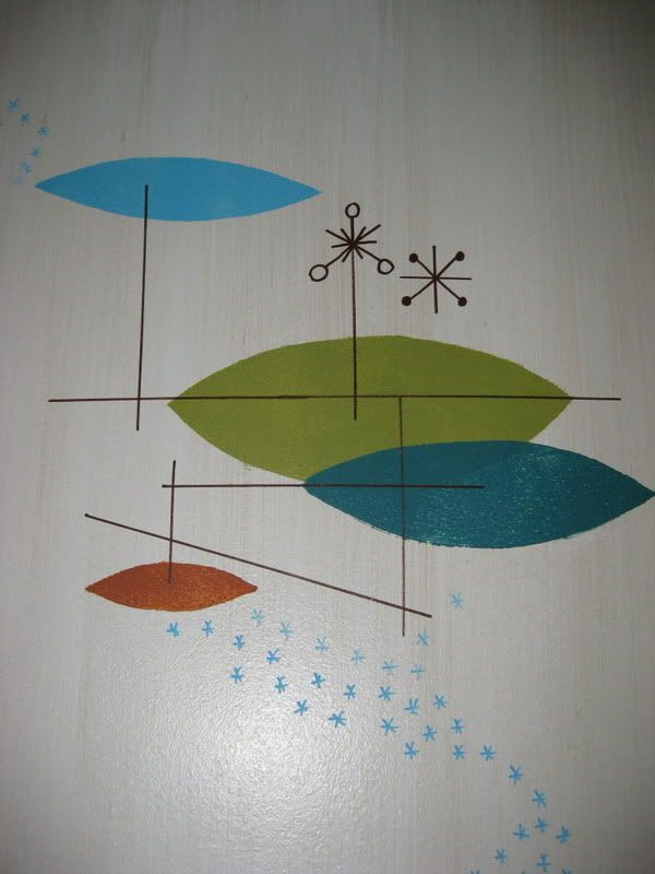 MCM wall design!