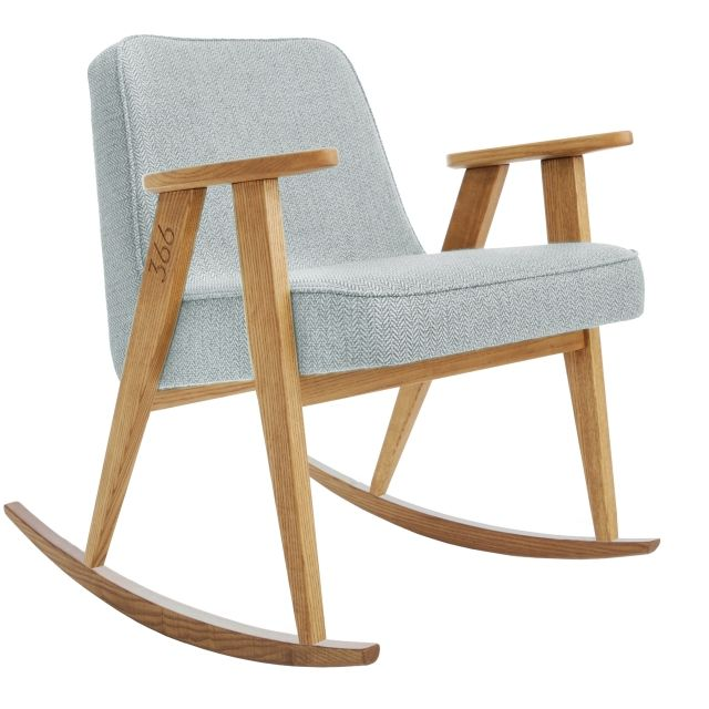 366 Rocking Chair, TWEED Mentos 5 days delivery | Free delivery to EU (excl. UK) | 14 days return