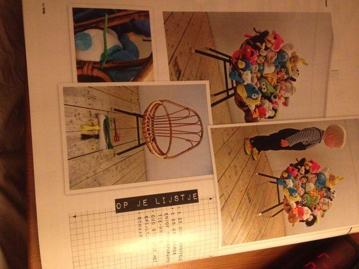 Afbeeldingsresultaat voor knuffel stoel