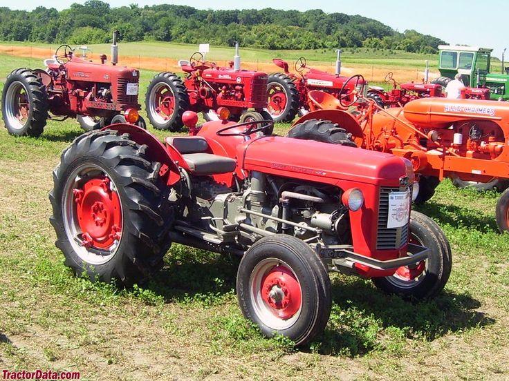 1961 Massey Ferguson 35 Diesel : Best massey ferguson images on pinterest old tractors