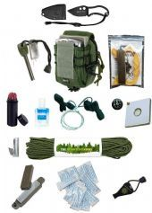 The Survival Store's Small Ultimate Survival Kit