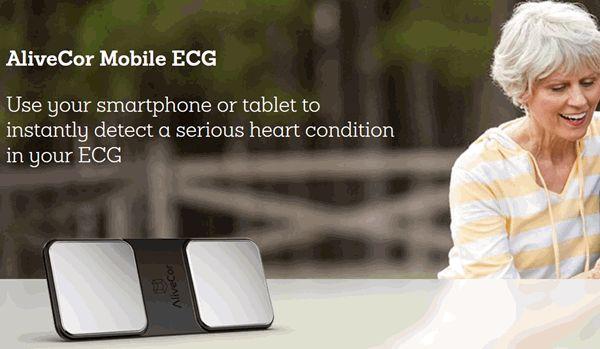 MedGizmo - AliveCor Mobile ECG