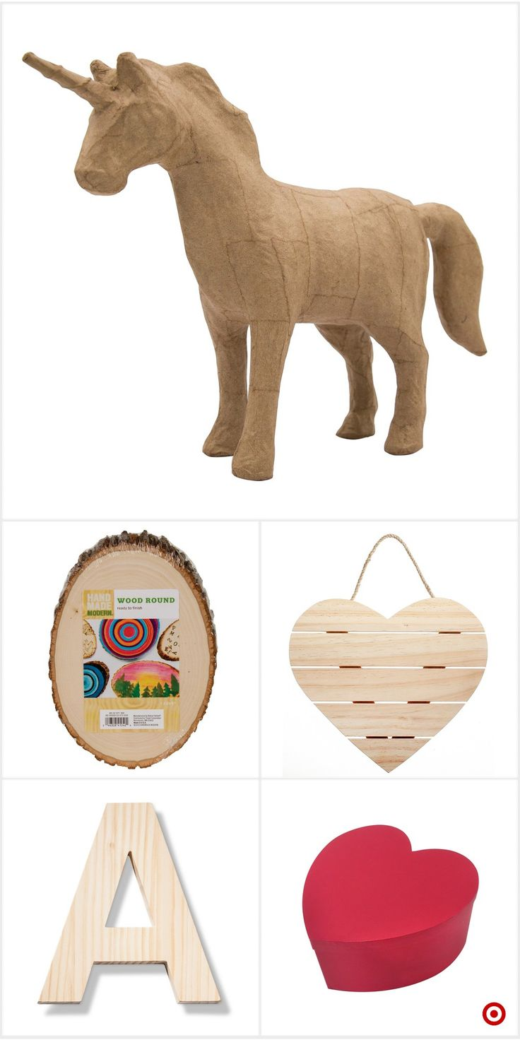 Shop Target for unfinished craft products you will love at great low prices. Free shipping on orders of $35+ or free same-day pick-up in store.