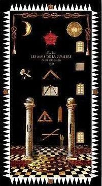 Bien connu 113 best Tracing Boards images on Pinterest | Freemasonry, Masonic  RJ76
