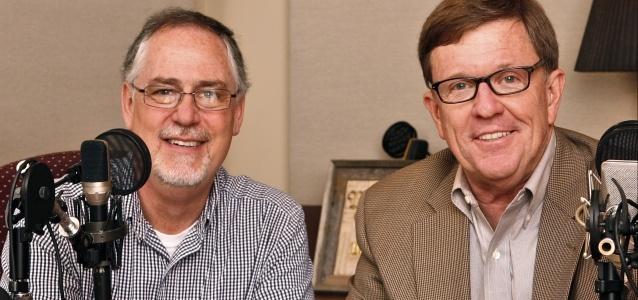 Bob Lepine (former KSLR GM) and Dennis Rainey - Hear Family Life ...