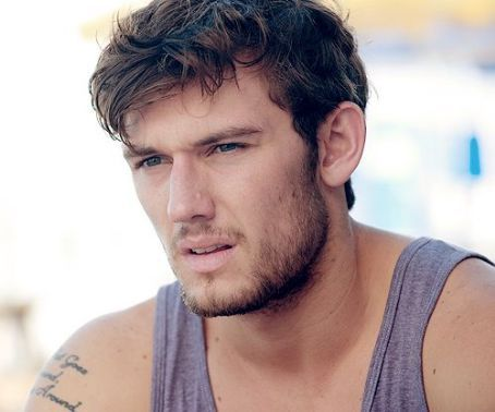 Alex Pettyfer - Magic Mike love the tattoo: what goes around comes around ;)