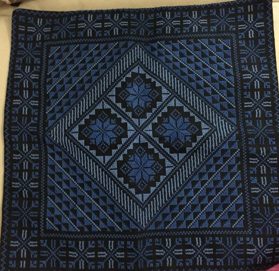 Palestinian Embroidery / Cross Stitch Cushion Covers