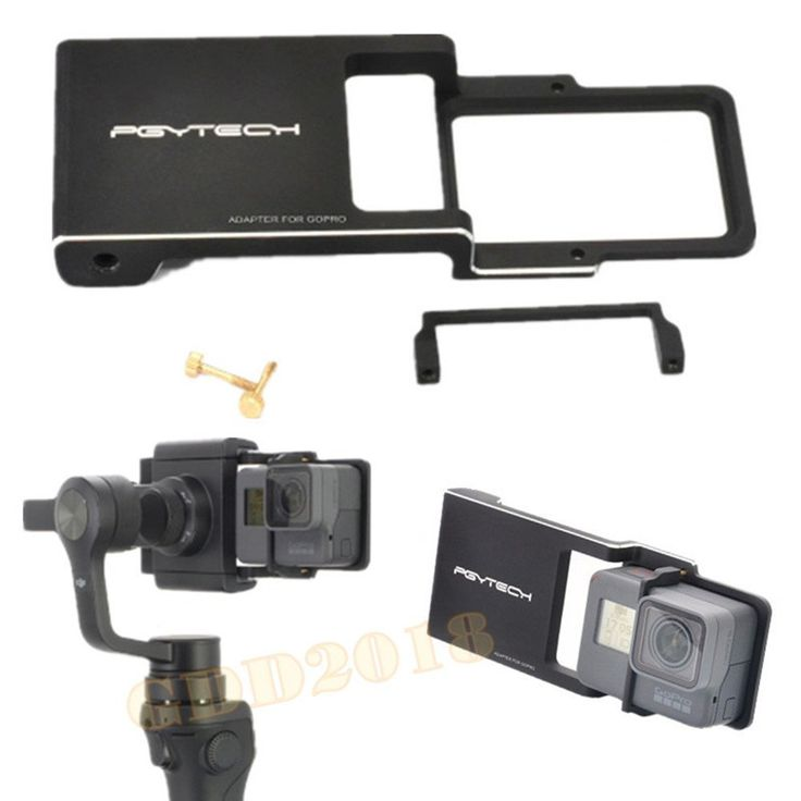 GDD2018 PGY Gopro Hero 5 4 3 3+ Adapter switch mount: Amazon.co.uk: Camera & Photo