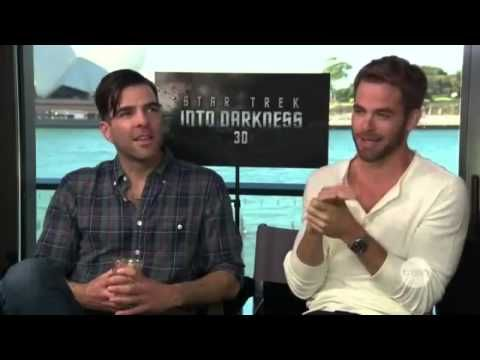 Best of Zachary Quinto and Chris Pine *Pinto* - YouTube