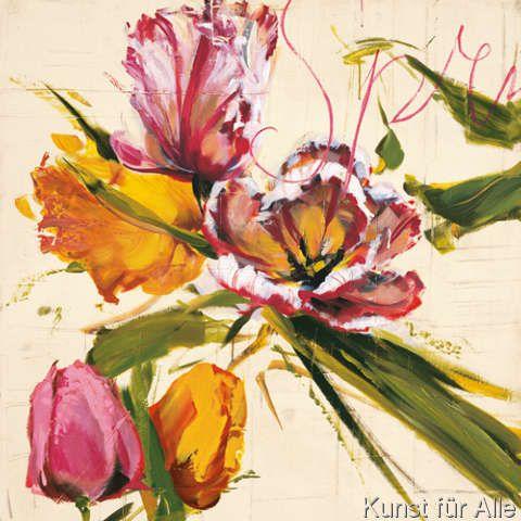 Antonio Massa - Spring Tulips