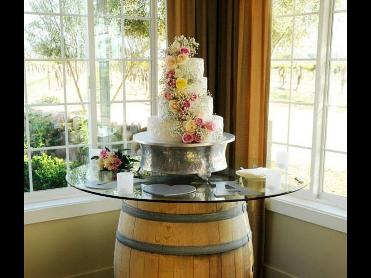 Albertson Wedding Cakes My Albertson 39 S Wedding Cake At Ponte Winery In Temecula So Yummy And