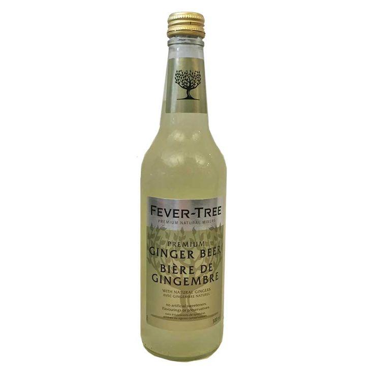 Fever-Tree Ginger Beer - 500ml