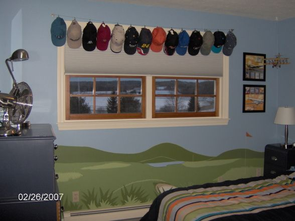 25 Best Ideas About Baseball Hat Display On Pinterest Hat Display Basebal