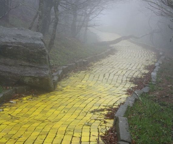 Hiker Discovers an Abandoned Town Inside Tennessee's Great Smoky Mountains National Park