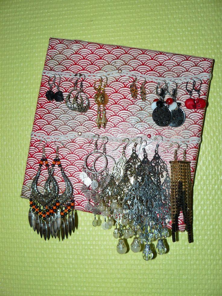 Porte - bijoux, by Akiko