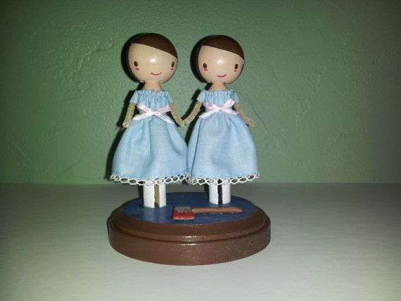 The Grady Twins - The Shining MADE TO ORDER