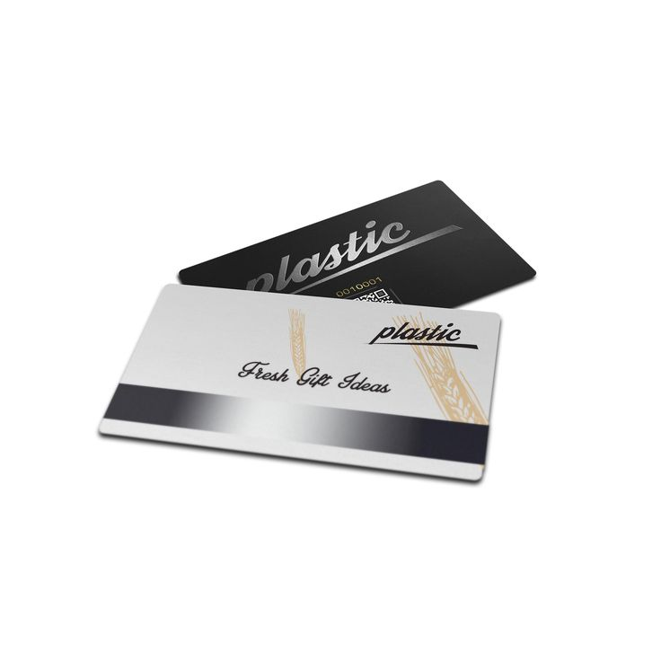 Gift Card 10 000 pcs. Free Worldwide Shipping plus free card finish, coating or stamping, metallic ink, personalization, magnetic stripe, variable data.