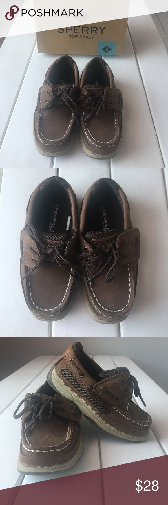 Little Boy Sperry Shoes Like New, Little Boy Sperry's. Worn twice before he outgrew them. Smoke free home.👞 Sperry Shoes Dress Shoes