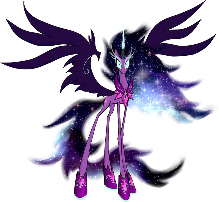 My Little Pony - Nightmare Twilight Sparkle by kaizerin on DeviantArt