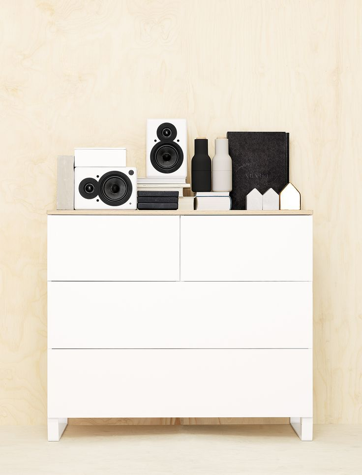 Store your stuff nicely with a Lundia Fuuga drawer.