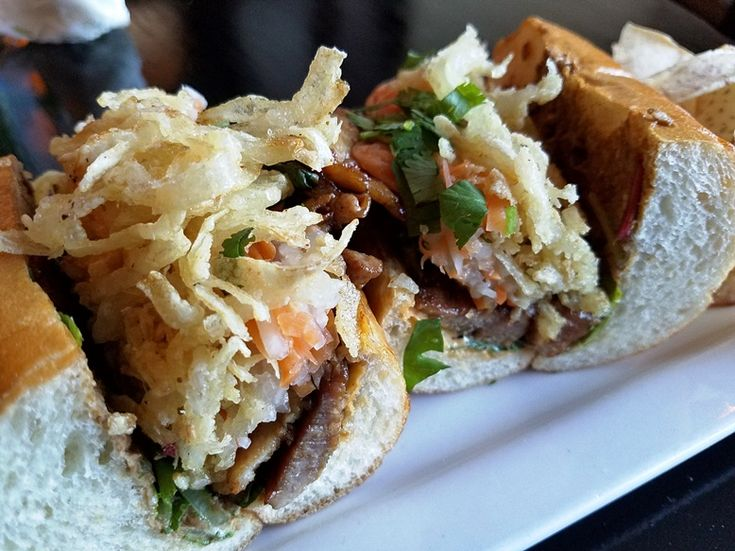 Saigon Grill & Bar, Raleigh - A gourmet take on Asian-fusion eats for downtown Raleigh! Creative, delicious and a wonderful culinary surprise.