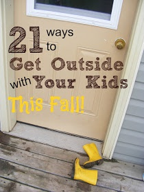 Fall activities to do with kids