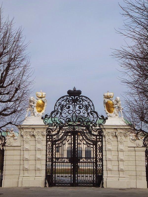 Belvédère, Vienne, Autriche