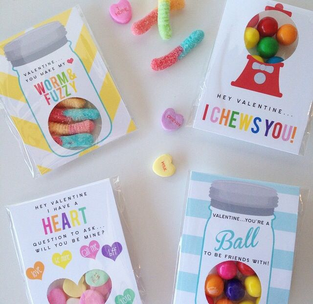 The most adorable #ValentinesDay cards via @petitepartystudio