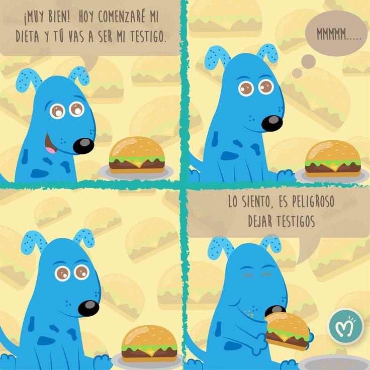 Si quieres comenzar una dieta, asegúrate de no dejar ningún testigo. #RomperLaDieta #Migas. Escríbenos al 314 855 2090 y personaliza tus regalos con nuestra imágenes.