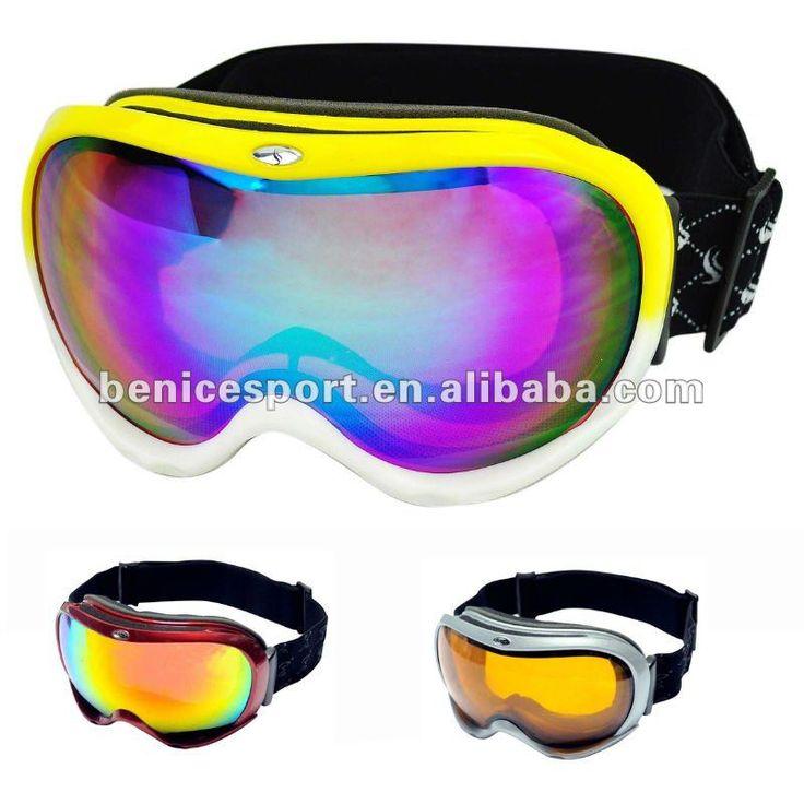 lunettes de ski, skiing mask glasses, ski mask glasses $10~$12