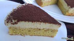 vaníliakrémes torta - zabpehelyliszt, diawellness, zero6, ch csökkentett, torta, krémsajt, konyakliszt, kedvenc